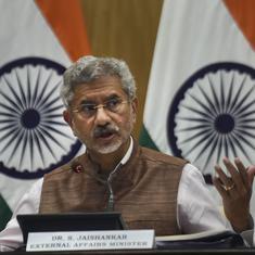 कश्मीर को लेकर डोनाल्ड ट्रंप की पेशकश पर विदेश मंत्रालय ने कहा - मीडिया थोड़ा इंतजार करे