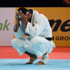 Judo: Iran federation suspended for asking former world champion to lose to avoid facing Israeli