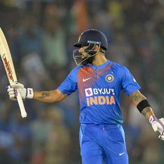Captain Virat Kohli to be rested during India's T20 series against Bangladesh: Report
