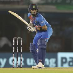 Kohli's workload in focus ahead of Bangladesh T20Is; Samson, Dubey to earn nod