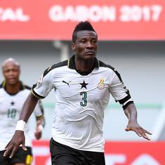 Indian Football: NorthEast United sign Ghanian striker Asamoah Gyan ahead of upcoming ISL season