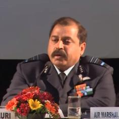 Air Marshal RKS Bhadauria appointed new Air Force chief