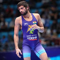 Wrestling: Confident Ravi Dahiya assures bright future after winning bronze at World Championships