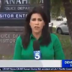 Watch: This reporter goes the extra mile on every story – she even reached out to a dead victim