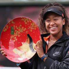 Pan Pacific Open: Naomi Osaka beats Anastasia Pavlyuchenkova in final to end title drought