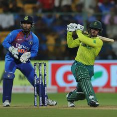 India vs South Africa: De Kock, Hendricks star as Proteas level T20I series with nine-wicket win