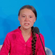 Watch: Here is the (strictly satirical) Greta Thunberg helpline 'for adults angry at a child'
