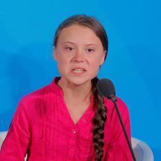 दुनिया भर के नेताओं पर बच्चों का बचपन छीनने के ग्रेटा तुन्बेर्ग के आरोप सहित आज के बड़े बयान
