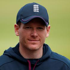 Coronavirus: England captain Eoin Morgan bracing for T20 World Cup without much practice