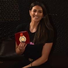 Indian swimmers have had good results with what they have: Triple Olympic champion Stephanie Rice