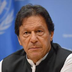 Imran Khan says he is disappointed with world community for not pressuring India over Kashmir