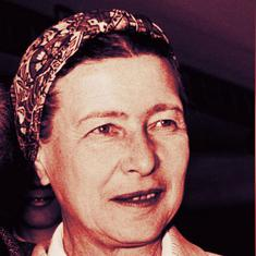 Why feminist Simone de Beauvoir's critique of the 'strong woman image' stands true even today