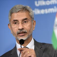 S Jaishankar hits out at Pakistan, says the country is portraying itself as 'victim of terror'