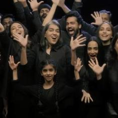 A music video created by Nandita Das with an ensemble cast is smashing biases against dark skin