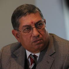 Former BCCI chief N Srinivasan's daughter Rupa Gurunath elected TNCA President unopposed