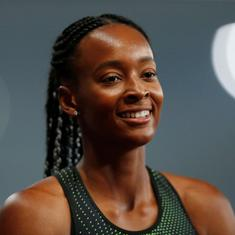 World Athletics C'ships: USA's Dalilah Muhammad relishing chance to break her own hurdles record