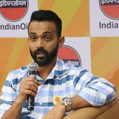 Rohit Sharma has worked hard, I'm sure he will do well in Tests if he gets chances: Ajinkya Rahane