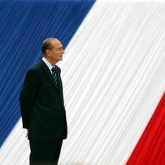 Jacques Chirac (1932-2019): France's most popular president and 'idle king'