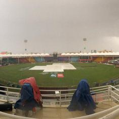 Pakistan vs Sri Lanka: First ODI at Karachi in ten years abandoned due to rain