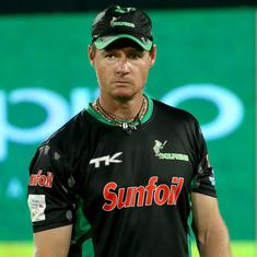 Coronavirus: Afghanistan coach Lance Klusener and team's support staff forced to take a pay cut
