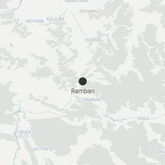 Jammu and Kashmir: Army jawan, three militants killed in Ramban encounter, say police