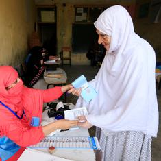 Afghanistan: Voting in presidential elections under way, turnout lower than last time