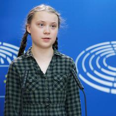 Donald Trump's views on climate change 'so extreme' it wakes people up, says Greta Thunberg