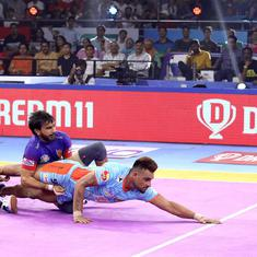 Pro Kabaddi 2019: Bengal Warriors tame Dabang Delhi in summit clash; U Mumba close in on playoffs