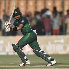 Babar Azam set to replace Sarfaraz Ahmed as Pakistan ODI captain