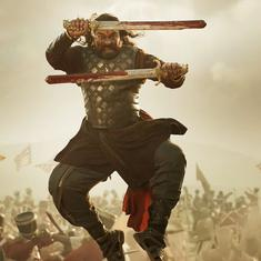 'Sye Raa Narasimha Reddy' movie review: Freedom struggle epic works best when in battle mode