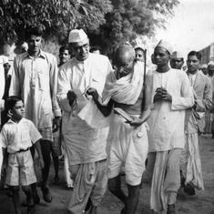 On Gandhi's 150th birth anniversary, a reminder of the deep roots of the right to protest in India