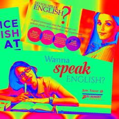 How two young global desis learnt to make English their own language in India