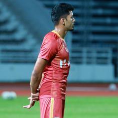 ISL: Indian football team defender Rahul Bheke joins Mumbai City FC on two-year deal