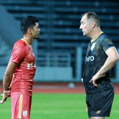 World Cup qualifiers: Defender Rahul Bheke to miss India's match against Bangladesh due to injury