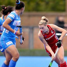 Women's hockey: India suffer first defeat of England tour, go down 1-3 against Great Britain