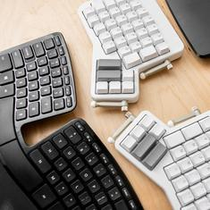 Do you sit at a computer for hours? These keyboards can help you avoid injuries