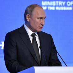 Coronavirus: Russia has developed first vaccine, claims Vladimir Putin, says his daughter inoculated