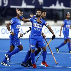 Hockey: Five wins out of five for India as they thump Belgium 5-1 in final game of tour