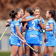 Hockey: Navjot Kaur, Gurjit Kaur score as India hold Great Britain to draw in final tour match