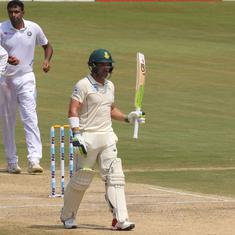 First Test: It may be my best hundred for South Africa, says Dean Elgar after rescue act on Day 3