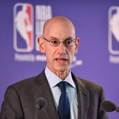 Replicate Chinese model, establish new league and more pre-season games: NBA's plans for India