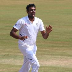 India vs South Africa: R Ashwin joins Muralitharan as fastest to 350 Test wickets