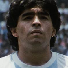 In documentary on football legend Diego Maradona, a portrait of a 'rebel, hero, hustler, god'