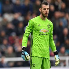 I trust myself, have showed my qualities all these years at Man United, says under-fire David De Gea