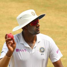 R Ashwin is an all-time great. So why isn't India treating him like one?