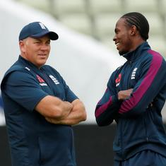 England's new coach Chris Silverwood says his main target is to prepare a strong team for 2021 Ashes