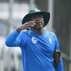 India vs South Africa: Coach Enoch Nkwe wants to build a strong foundation for struggling Proteas