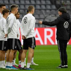 Football: Germany missing 13 key players due to illness, injury for the friendly against Argentina