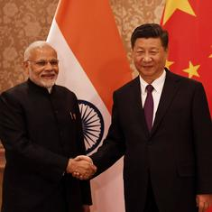 On Kashmir dispute with Pakistan, India asks China to keep out of its internal affairs