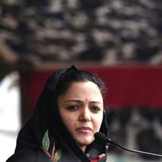 J&K court restrains Shehla Rashid's father, media from publishing defamatory content about her
